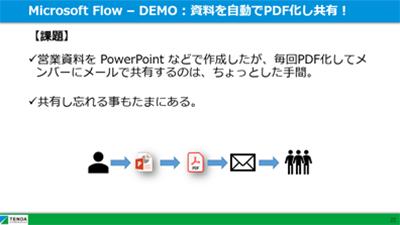 AI業務自動化/新会計基準セミナ:Microsoft Flow(スライド)