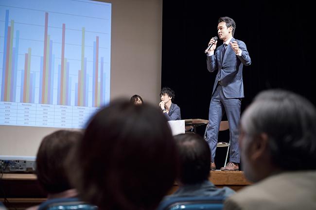 日本マイクロソフト株式会社様主催イベントで登壇させていただきました