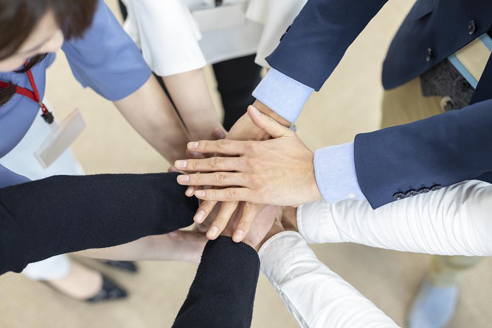 経験豊富な技術者がチームでサポート